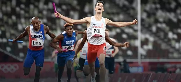 pierwszy złoty medal dla Polski na Olimpiadzie w Tokio 4