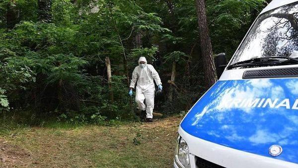 policja odnalazła w bunkrze ciało kobiety 2