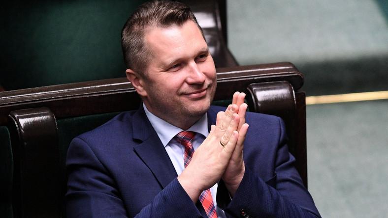minister Czarnek