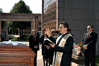 grób Roberta Lewandowskiego