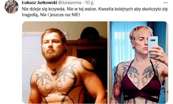 Debiut transpłciowej zawodniczki w MMA