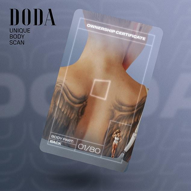 Doda sprzedaje swoje ciało