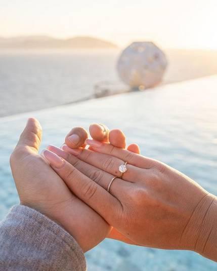 Ile kosztował pierścionek zaręczynowy Wersow