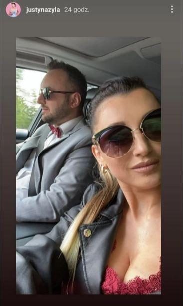 Justyna Żyła pokazała nowego partnera