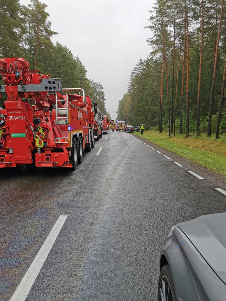 Tragiczny wypadek w Tatarowcach