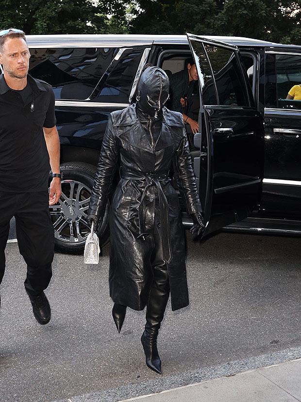 Kontrowersyjna stylizacja Kim Kardashian