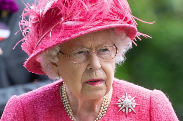 plan pogrzeby królowej Elżbiety