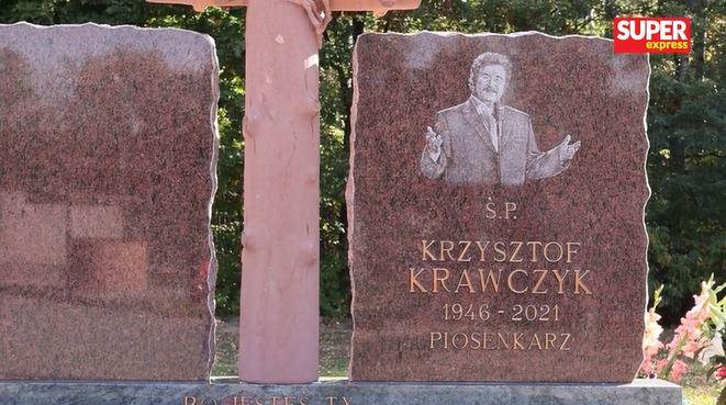 Tajemniczy grób Krzysztofa Krawczyka 2
