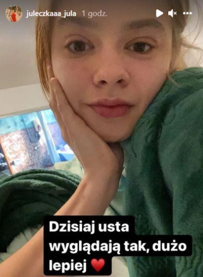 metamorfoza julii wróblewskiej
